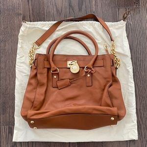 MK Michael Kors Hamilton Handbag
